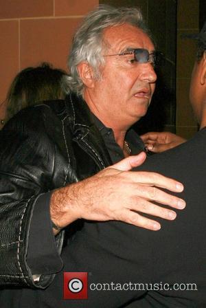 Flavio Briatore leaving Cipriani restaurant  London, England - 04.11.07