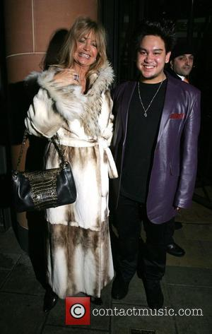 Goldie Hawn and Prince Azim the son of the Sultan of Brunei's have dinner at Cipriani. It is rumoured that...