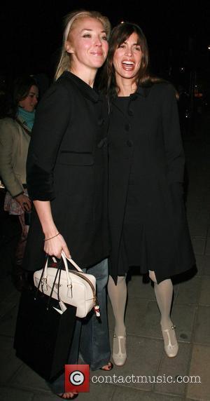 Tamara Beckwith and Lisa Barbuska Bilton