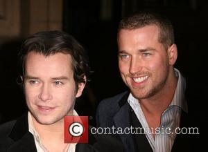 Stephen Gately and Guest Cirque du Soleil 'Varekai' Gala Performance at Royal Albert Hall -- Arrivals London, England - 08.01.08