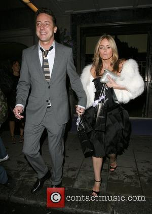 Jeremy Healy and Patsy Kensit