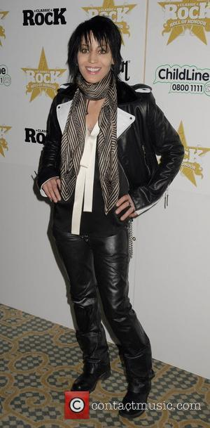 Joan Jett,  Classic Rock Roll Of Honour Awards 2007- Arrivals London, England - 05.11.07