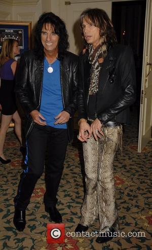Alice Cooper, Steven Tyler