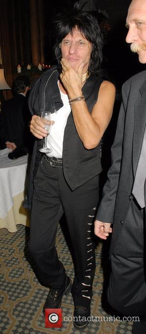 Jeff Beck,  Classic Rock Roll Of Honour Awards 2007 London, England - 05.11.07