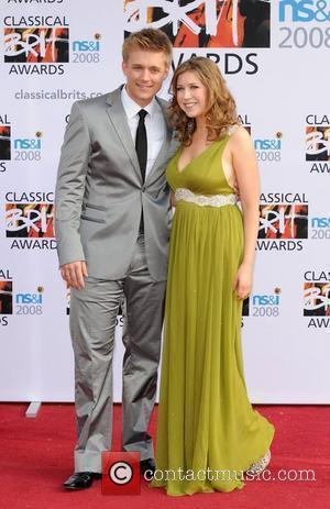 Hayley Westenra and Jonathan Ansell The Classical Brit Awards 2008 held at the Royal Albert Hall - Arrivals London, England...