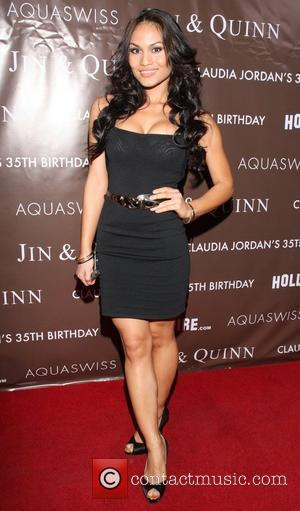 Daphne Joy Claudia Jordan's 35th Birthday Bash at Boulevard 3 Hollywood, California - 13.04.08