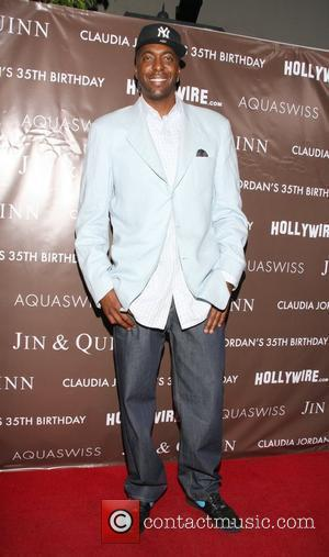 John Salley Claudia Jordan's 35th Birthday Bash at Boulevard 3 Hollywood, California - 13.04.08