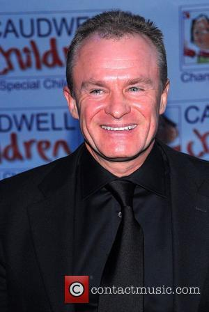 Bobby Davro Caudwell Children Present The Legends Ball at the Battersea Evolution - Arrivals London, England - 08.05.08