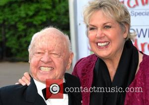 Mickey Rooney Caudwell Children Present The Legends Ball at the Battersea Evolution - Arrivals London, England - 08.05.08