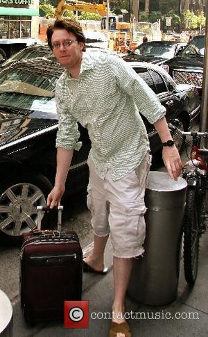 Clay Aiken arrives at his Manhattan hotel New York City, USA - 08.08.07