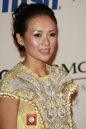 Grammy Awards, Ziyi Zhang, The 50th Grammy Awards, Beverly Hilton Hotel