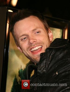 Joel McHale Cloverfield Premiere held at Paramount Pictures Lot - Arrivals Los Angeles, California - 16.01.08.