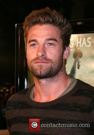 Scott Speedman Cloverfield Premiere held at Paramount Pictures Lot - Arrivals Los Angeles, California - 16.01.08.