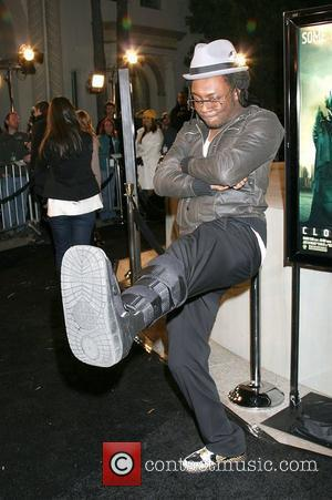 Will.i.am and Paramount Pictures