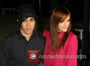 Pete Wentz, Ashlee Simpson Cloverfield Premiere held at Paramount Pictures Lot - Arrivals Los Angeles, California - 16.01.08