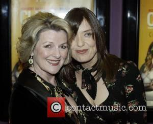 Brenda Blethyn and Cherie Nowlan  at the premiere of ' Clubland ' in Australia Paddington Twin Cinema  Sydney,...