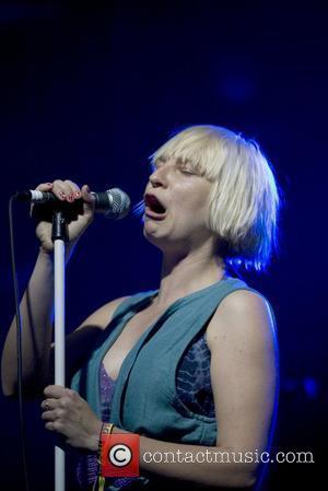 Sia performs at Coachella Music Festival 2008 - Day 3 Indio, California - 27.04.08