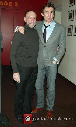 F. Murray Abraham and Jonathan Cake  attending the Opening Night After Party for Ethan Coen's Almost An Evening at...