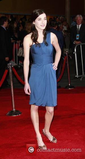 Margo Harshman Premiere of 'College Road Trip' at El Capitan Theater - Arrivals Hollywood, California - 03.03.08