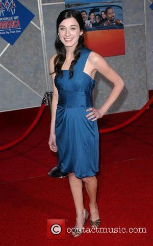 Margo Harshman Premiere of 'College Road Trip' held at El Capitan Theater - Arrivals Hollywood, California - 03.03.08