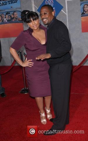 Raven Symone and Martin Lawrence  Premiere of 'College Road Trip' held at El Capitan Theater - Arrivals Hollywood, California...