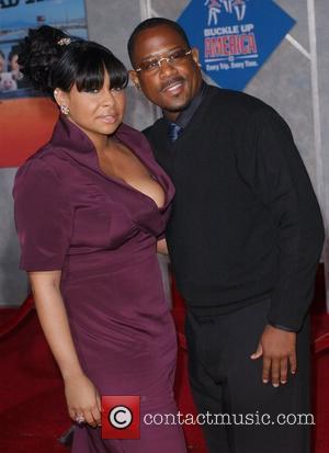 Raven Symone and Martin Lawrence Premiere of 'College Road Trip' held at El Capitan Theater - Arrivals Hollywood, California -...
