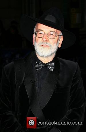 Author Pratchett Diagnosed With Alzheimer's
