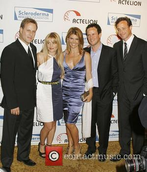 Dave Coulier, Candace Cameron, Lori Loughlin, Scott Weinger and Bob Saget