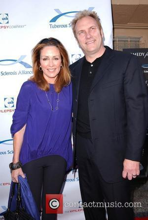 Patricia Heaton with her Husband 7th Annual Comedy for a Cure - Benefiting The Tuberous Sclerosis Alliance Los Angeles, California...