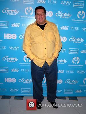 Steve Schirrippa attends the Comedy Cares Celebrity Poker Tournament at PURE nightclub inside Caesars Palace