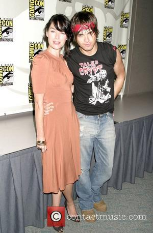 Lena Headey and Thomas Decker Comic-Con International 2007 at the San Diego Convention Center San Diego, California - 26.07.07