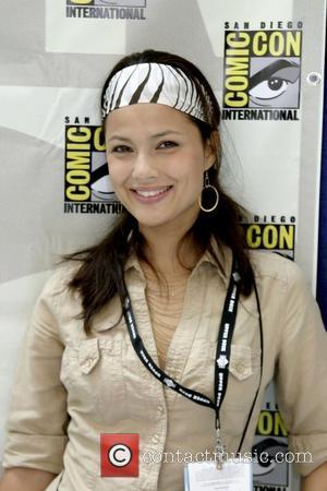 Natassia Malthe ComicCon Convention 2007 - Day 2 San Diego Convention Center San Diego, California - 28.07.07