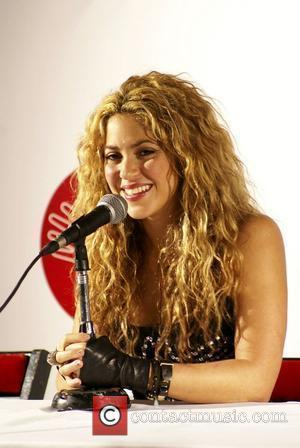 Shakira The ALAS foundation hosts the Concert for Children to benefit improverished children in Argentina  Buenos Aires, Argentina -...