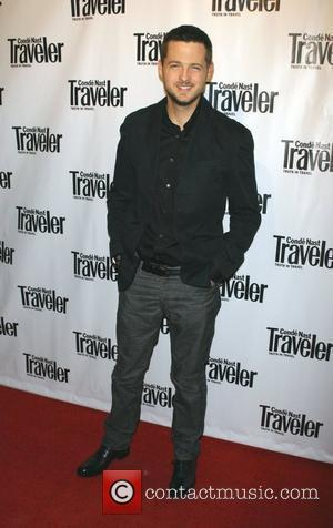 Damien Fahey Conde Nast Traveler 8th Annual Hot List Party at Mansion - arrivals New York City, USA - 17.04.08