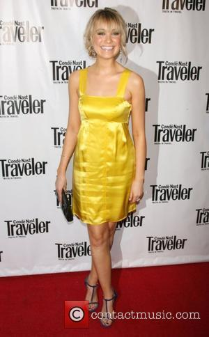 Katrina Bowden Conde Nast Traveler 8th Annual Hot List Party at Mansion - arrivals New York City, USA - 17.04.08