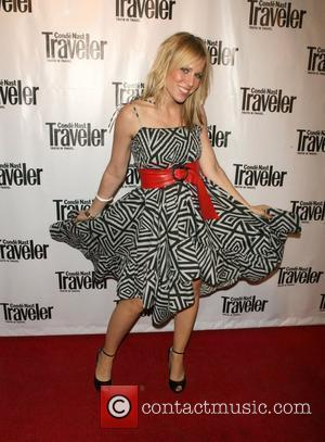 Natasha Bedingfield Conde Nast Traveler 8th Annual Hot List Party at Mansion - arrivals New York City, USA - 17.04.08