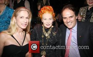 Lady Colin Campbell and Vivienne Westwood