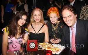 Shabnam Paryani, Lady Colin Campbell, Vivienne Westwood and Mark Field MP Conservative Associations Christmas party held at No. 1 Leicester...