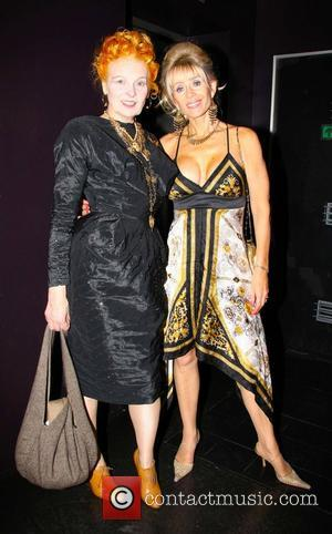 Vivienne Westwood and Sally Farmiloe