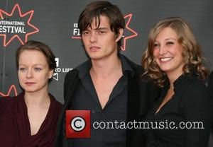 Samantha Morton, Sam Riley and Alexandra Maria Lara