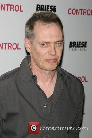 Steve Buscemi and Eve