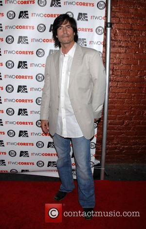 Billy Wirth (who starred in The Lost Boys with both Coreys) The premiere of the new show 'The Two Coreys'...