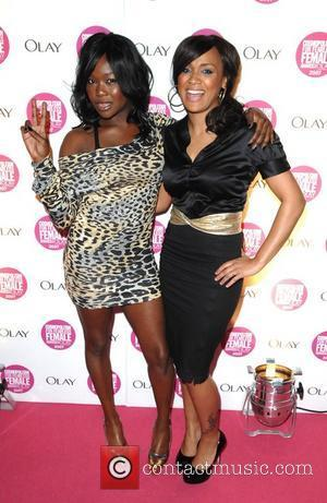 Booty Love Cosmopolitan Fun Fearless Female Awards held at Cirque - Arrivals London, England - 06.11.07