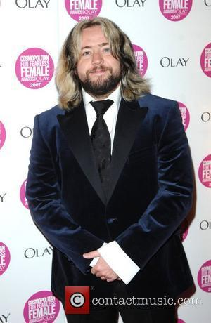Justin Lee Collins Cosmopolitan Fun Fearless Female Awards held at Cirque - Arrivals London, England - 06.11.07