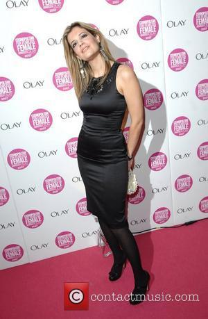 Linda Papadopoulos Cosmopolitan Fun Fearless Female Awards held at Cirque - Arrivals London, England - 06.11.07