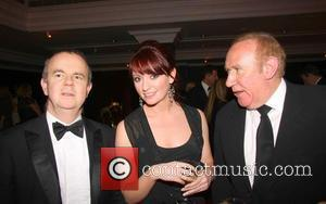 Ian Hislop, Andrew Neil & Guest Costa Book of the Year Awards 2007 London, England - 22.01.08