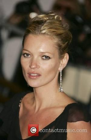 Kate Moss, Metropolitan Museum Of Art