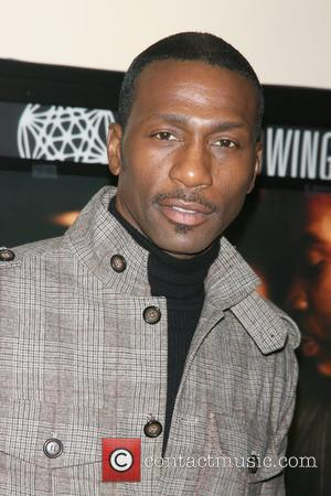 Leon Robinson Premiere of 'Cover' at the Village East Theater - Arrivals New York City, USA - 18.02.08
