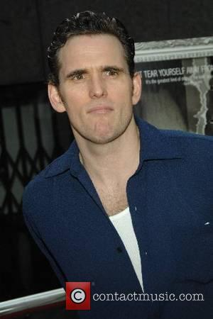 Matt Dillon New York Premiere of 'Crazy Love' held at the Beekman Theatre New York City, USA - 22.05.07
