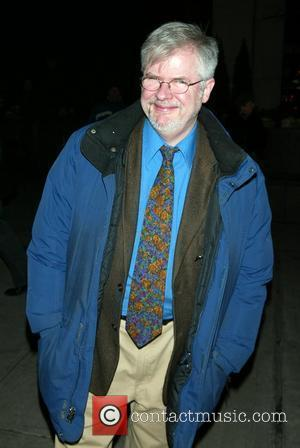 Christopher Durang attending the Opening Night of the play 'Crimes of the Heart' at the Laura Pels Theatre. New York...